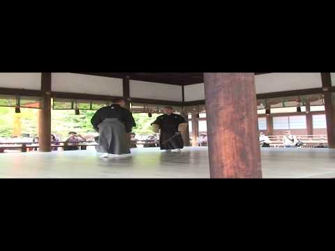 Ono Ha Itto Ryu 5/4/2010,Shimogamo Jinja, Kyoto