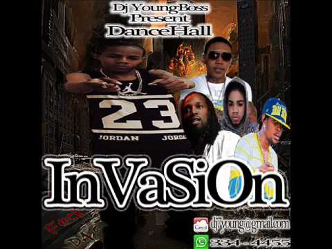 SUMMER INVASION (JULY  2015) NEW DANCEHALL  MIX DJ YOUNG BOSS POPCAAN, ALKALINE, MAVADO, KARTEL