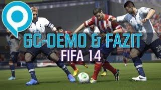 FIFA 14 - Fazit und Gameplay der Next-Gen-Version (PS4 / Xbox 360)