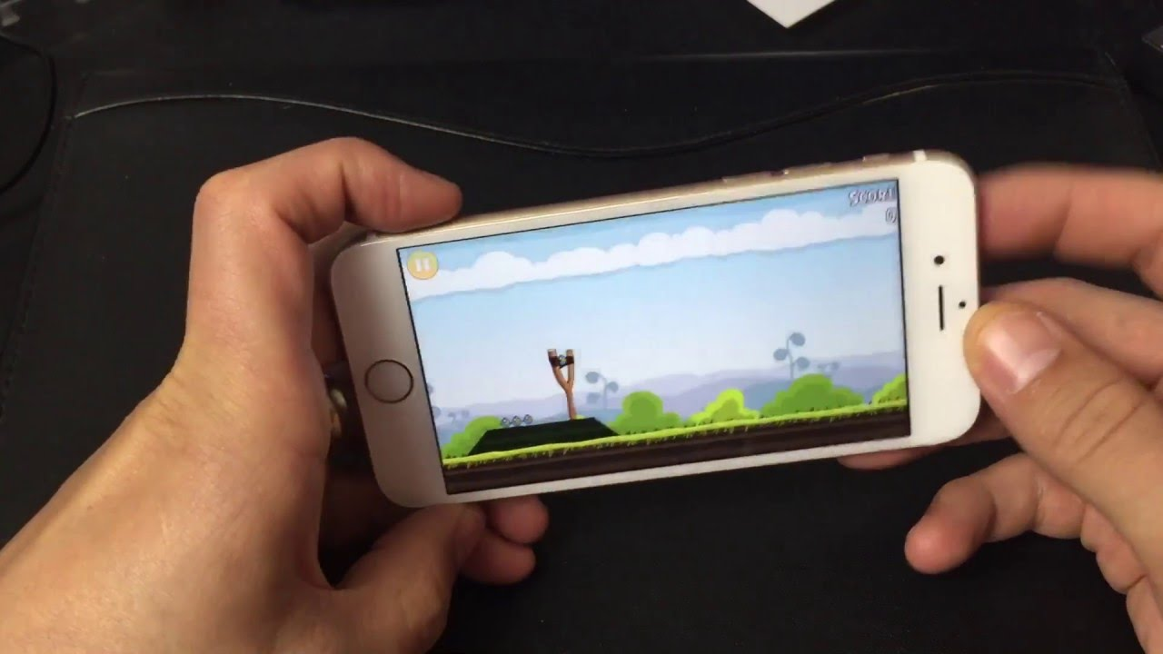 Iphone Ipad No Sound For Games No Problem Youtube
