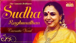Best of Sudha Raghunathan Songs | Top 10 Carnatic Classical Vocal Songs | Mahaganapathim & More