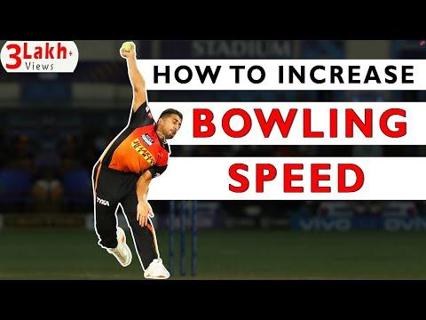 How to Bowl Fast with Tennis Ball | Increase Bowling Speed | बोलिंग स्पीड कैसे बढ़ाये