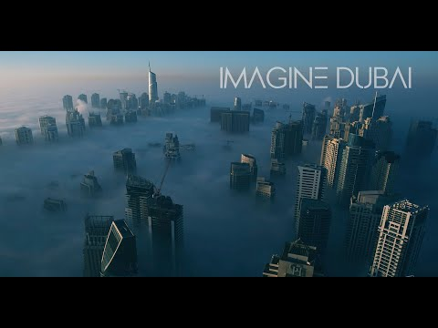 Imagine Dubai | Timelapse 4K
