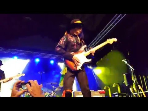 Randy Hansen-Hey Joe,Voodoo Child,Red House-Zeche Lohberg 3.5.15