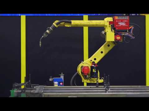 Robotic Welding Large Structural Tube