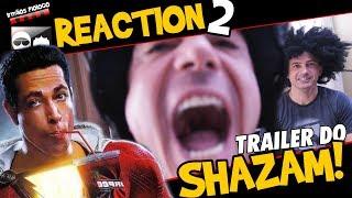 🎬  Shazam Reaction 2 - Resposta aos Fãs