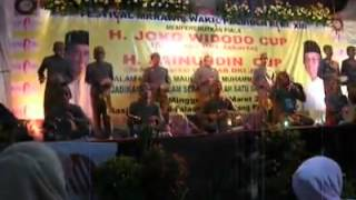 Festival Wapres Cup 2013 El-gamar With Jaipong New
