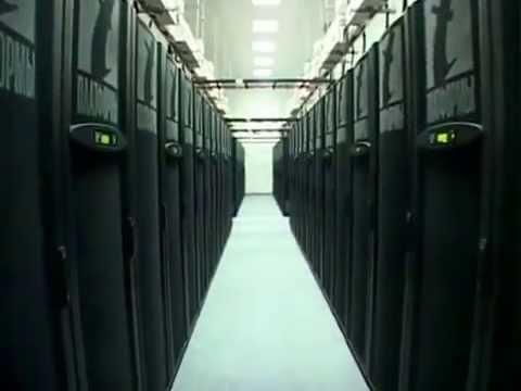 """The supercomputer """"Lomonosov"""" Russia, 2008)"""