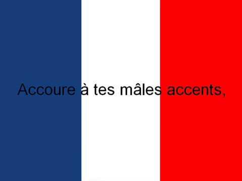 La Marseillaise  Hymne National Français