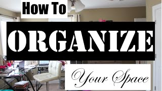 How to Organize Your Space | Laurel & Wolf + $300 GIVEAWAY