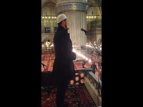 Osman Bostancı Sultanahmet Camii/Blue Mosque/Selatin Camiiler-1