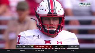 20190928 FB OKLAHOMA vs Texas Tech