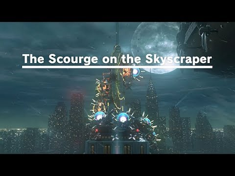 Metro Kingdom Centipede Boss Super Mario Odyssey Youtube