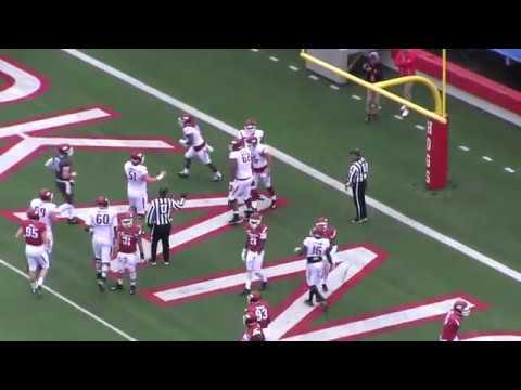 Highlights from Arkansas' spring game