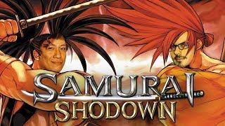 Street Fighter mit Samurais   Samurai Showdown Preview mit Gregor & Viet