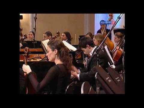 Mozart Triple Concerto: Daniel Barenboim, Karim Said, Yael Kareth and WEDO