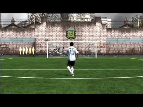 FIFA 11 - PC Gameplay, Tutorials - How To Change Keyboard Setting, How To Do Advanced Rainbow