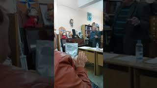 Пра-внук на Райна княгиня Асен Дипчев в Гр библиотека Стоян Дринов Панагюрище 30.10.2017 част 4
