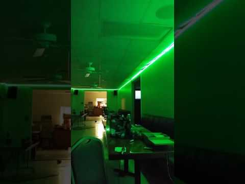 Whole Room RGB LED Color Organ