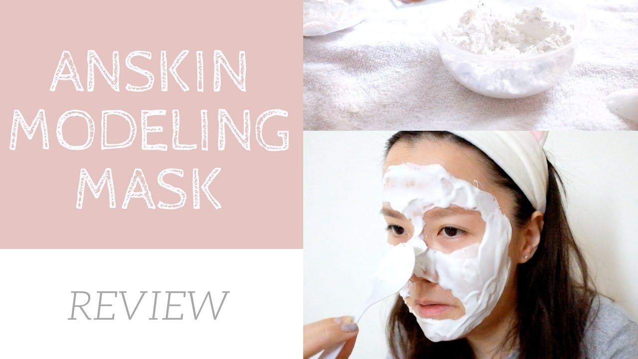 Kết quả hình ảnh cho Anskin Modeling Mask