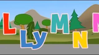 Ábécé dal - a magyar ABC gyerekeknek