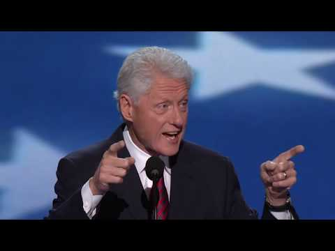 DNC 2012 - Bill Clinton