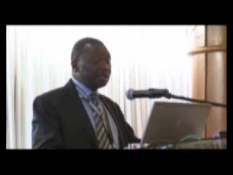 Engineer Joseph Njoroge Address at East African Power Industry Convention