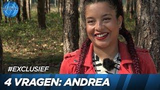 4 vragen voor Andrea!   UTOPIA