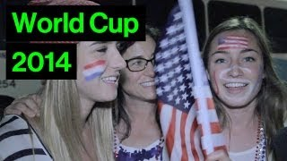 Usa girls play kiss, marry, avoid with messi, ronaldo & neymar
