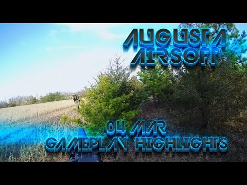 Augusta Airsoft Gameplay Highlights Video - 16 KILLS!!! Live DRONE UAV SUPPORT!!!