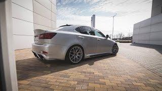 Lexus IS Тест-Драйв (PRO100Drive)