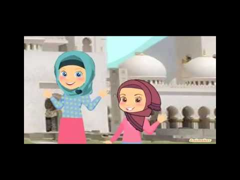 Eid Elfitr Islamic Kids Cartoon - In English - 2015