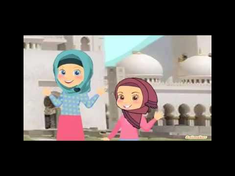 Eid Elfitr Islamic Kids Cartoon - In English - 2015