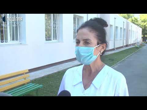 UA: ПОДІЛЛЯ: З 8 до 10 щоденно у Хмельницькому перинатальному центрі забирають матеріали в для ПЛР-досліджень