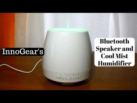 innogear's-bluetooth-speaker-and-cool-mist-humidifier