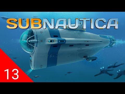 Notre premier Cyclop ! - Subnautica #13