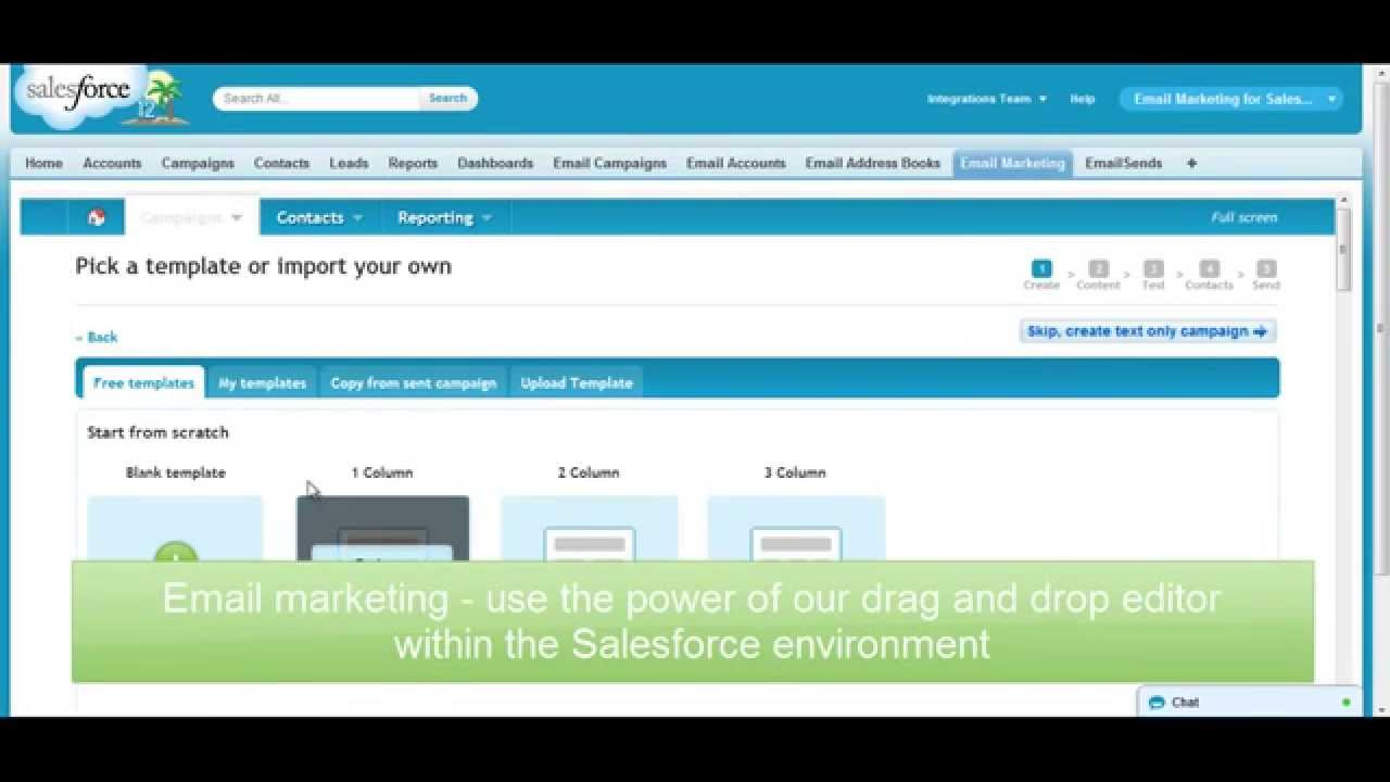 dotMailer Salesforce.com Connector - YouTube