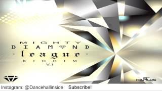 Supa Hype – Dance Medley (feat. Big Wayne & Carey Hype) [Mighty Diamond League Riddim] - July 2016