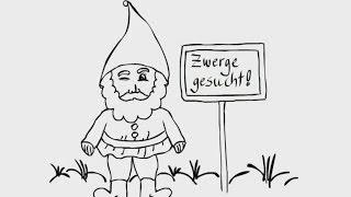 German jokes: Die drei Zwerge - Learn German easily