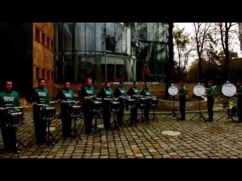 University of North Texas Drumline - Opole - Poland