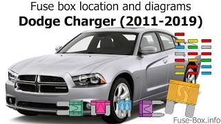 [SCHEMATICS_4UK]  Fuse box location and diagrams: Dodge Charger (2011-2019) - YouTube   Dodge Charger Fuse Box Replacement      YouTube