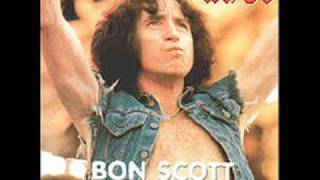 AC/DC (Bon Scott with Trust) Ride On - Live