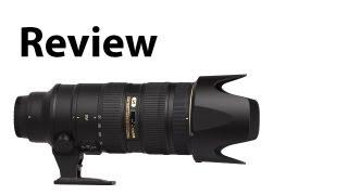 nikon 70 200mm f 2 8 ed vr ii af s review