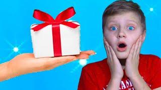 Подарок - Сюрприз В День Святого Николая Для Игорька!