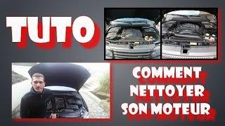 """""""TUTO"""" Comment Nettoyer Son Moteur Comme Un Pro..."""