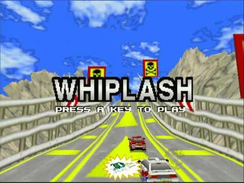 3D Acceleration Comparison Ep3: Whiplash / Fatal Racing - 3DFX/Rendition/S3 Virge/SVGA Software