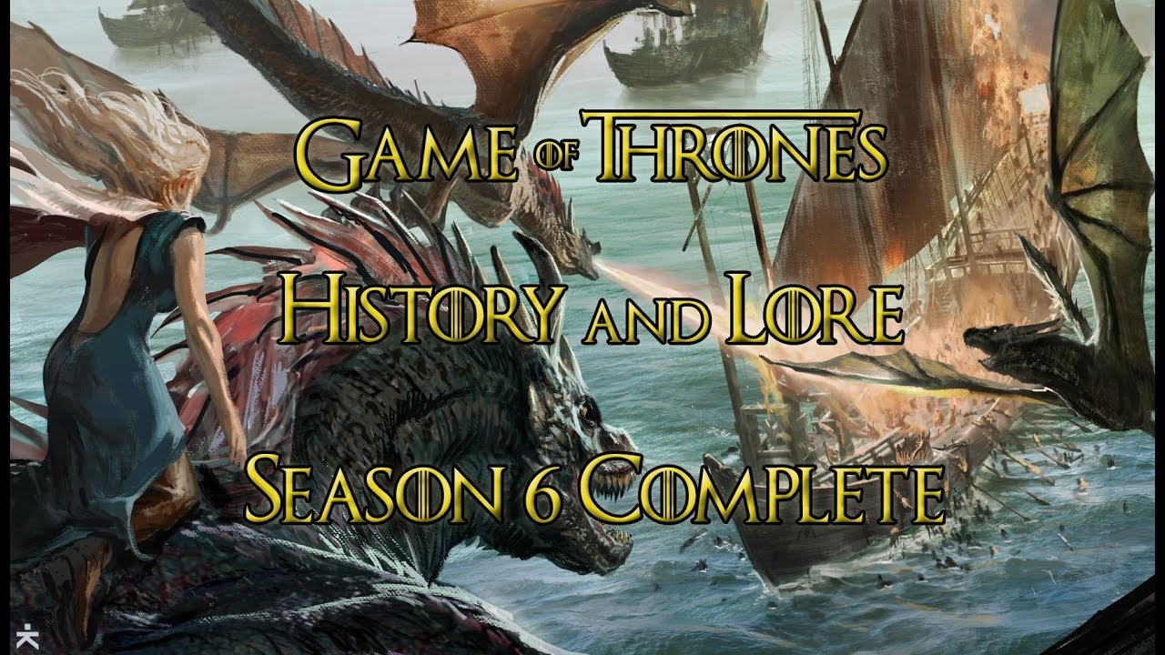 Watch: Game of Thrones Season 6 - Episode 9
