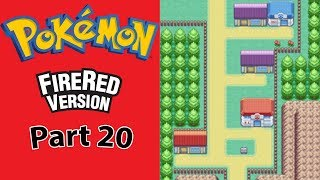 Pokemon Fire Red Part 20: Saving Lostelle!!