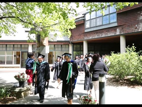 Pine Manor College - Commencement 2016
