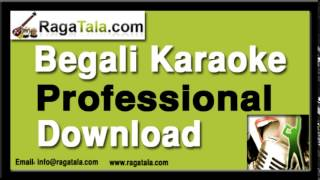 Download Hindi Video Songs - O amar mon jamunar ange ange - Bangla Karaoke - Manna Dey